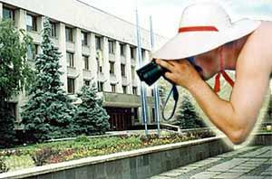 Ратушняк хочет захватить здание ужгородского университета