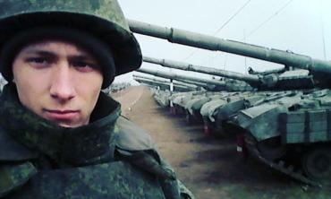 Российско-сепаратистские силы стоят вблизи Бугаевки (фото спутника)
