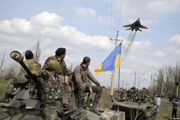 Донецк и Луганск вернутся под контроль Украины довольно скоро, заявил Ярош