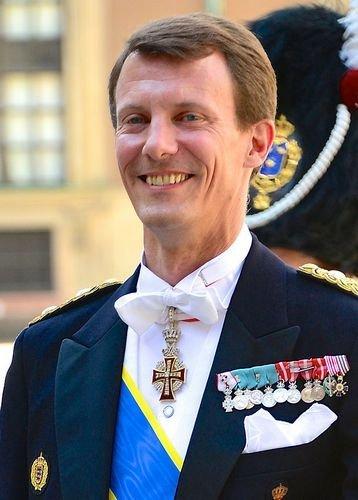 Его Королевское Высочество Иоахим принц Датский