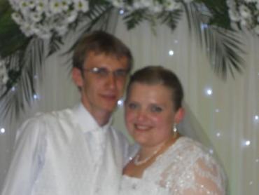 В Ужгороді одружилися Маріанна Колодій та Ігор Вегеш