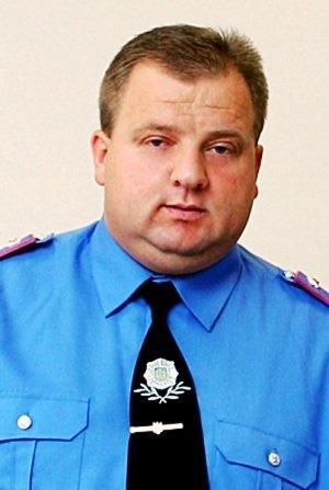 Начальником ГАИ Закарпатья восстановлен Василий Довгомеля?