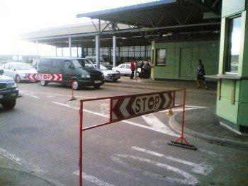 Молния повредила сервер шенгенской системы на венгерско-украинской границе