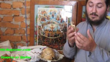 В Грушево Тячевского района находится самая давняя достопримечательность центра православия Западной Украины