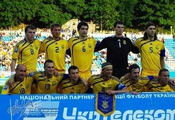 Отбор к ЧМ-2010: Украина - Казахстан 2:1