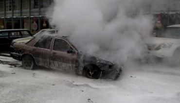 Закарпатец уверен, что автомобиль сожгли, а пожарные считают — замыкание