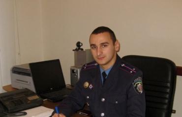Іван Хомуляк, лейтенант міліції, дізнавач Ужгородської міліції