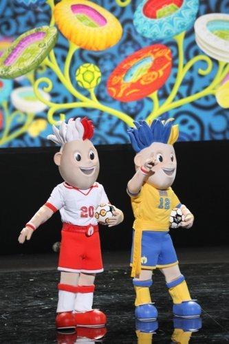 В Польше родились талисманы Евро-2012