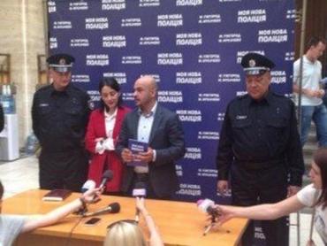 Керує створенням патрульної поліції нардеп Мустафа Найєм