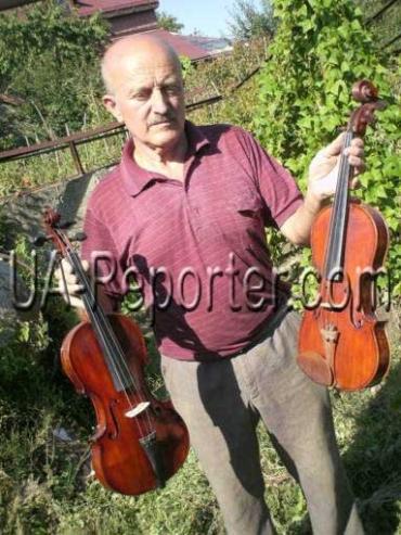 Скрипки Ивана Петровция играют в оркестрах разных стран мира