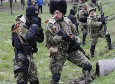 Боевики напали на военнослужащих украинской армии под Изюмом и Славянском
