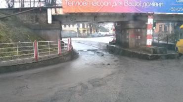 Специалисты городского Водоканала выясняют ситуацию и администрация