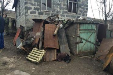 Нелегальный металл принимали прямо в центре города на улице Мира