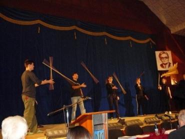 В Закарпатті пройшов фестиваль самодіяльних театрів