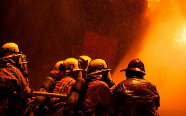 Моторошне полум'я охопило Полтавщину