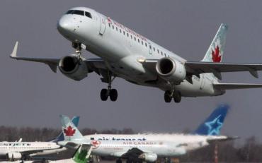 Стали відомі нові подробиці про інцидент з літаком Air Canada