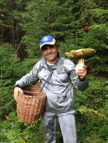 «115 кг грибов в день - это не рекорд, находил и гораздо больше!» -Андрей Боечко