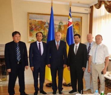 В Закарпатье будет бизнес-центр для украинских и аравийских предпринимателей