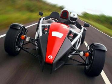 Самый быстрый автомобиль - Ariel Atom 500