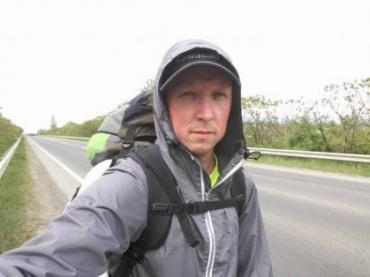 Василий Головей будет повествовать о путешествии в своем блоге