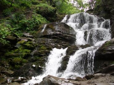 Водоспад Шипіт знаходиться на Міжгірщині
