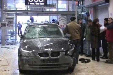 ДТП произошло на улице Рабочей в г. Ужгород