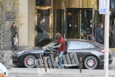 Суперкар Porsche Panamera Turbo - новый вид транспорта Шевы