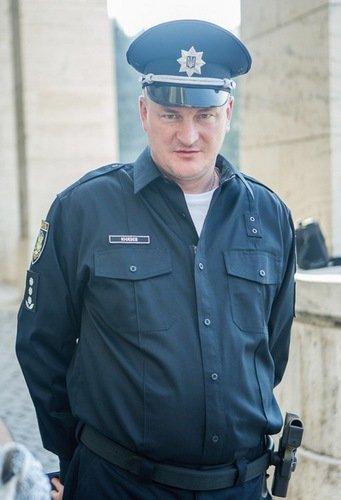 Начальник ГУН полиции в Закарпатской области Сергей Князев