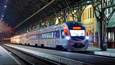 Теперь в страны Европы можно ездить с Украины поездом