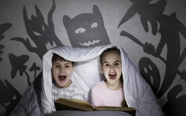 Дитячий страх: як допомогти малюкові