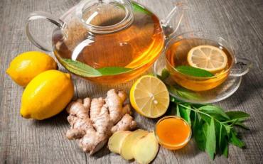 Замість ліків та пігулок для схуднення: як готувати імбирний чай