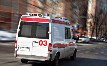 Маленька дівчинка випала з вікна 16-го поверху і розбився на смерть