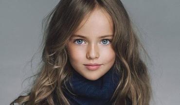 Кристина Пименова, так зовут 10-летную красавицу!