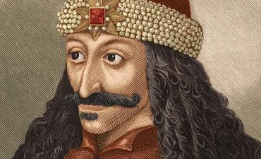 Прототипом вампира графа Дракулы был реальный Валашский князь Влад III