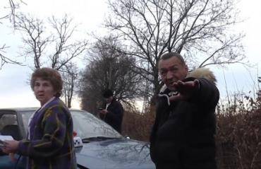 Пасажира Рено з травмами забрала швидка