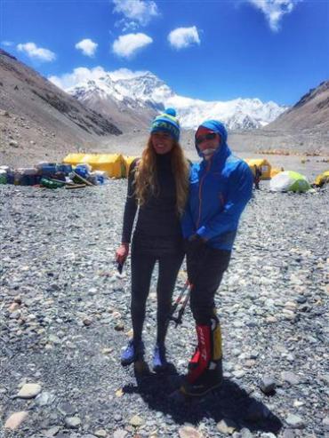 К Третьему полюсу украинские альпинистки пойдут в составе различных экспедиций