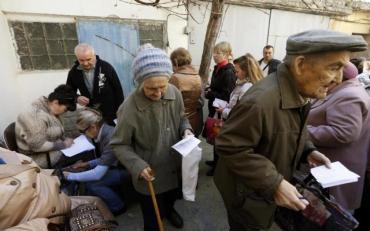 Яка різниця між пенсіями посадовців і пересічними українцями