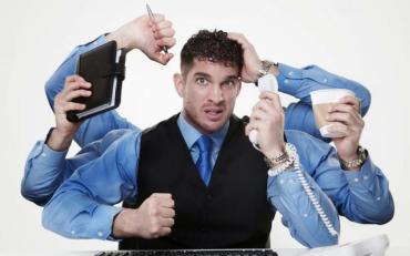 П'ять способів налаштуватися на продуктивний лад
