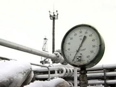 Перекрыты три газовые трубы в Европу