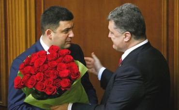 Верховная Рада поменяла Арсения Яценюка на Владимира Гройсмана