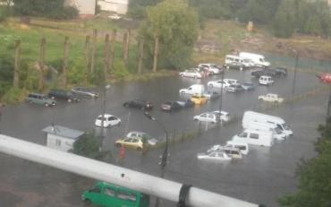 Негода познущалась з українського міста