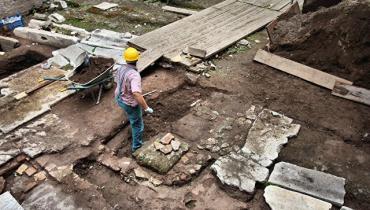 Археологи впервые обнаружили в израильском городе захоронение филистимлян