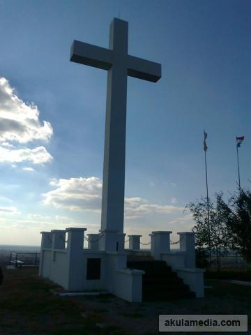 Хрест біля Берегово (автор Дана Готур)