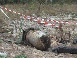 На Закарпатье МЧСники обезвредили очередную взрывоопасную находку