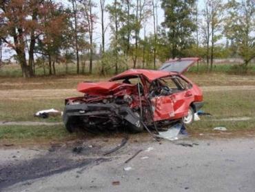 В ДТП на Виннитчине 4 человека погибли и 1 травмирован