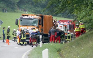 Пасажирський автобус розбився на популярному курорті
