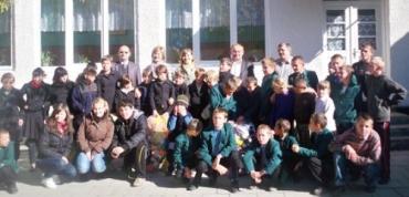 Акція милосердя в Імстичівській допоміжній школі-інтернаті