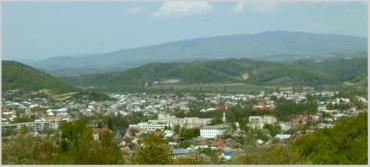 Місто Іршава