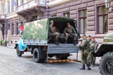 В Одесі проходить масштабний пікет проти одеської влади