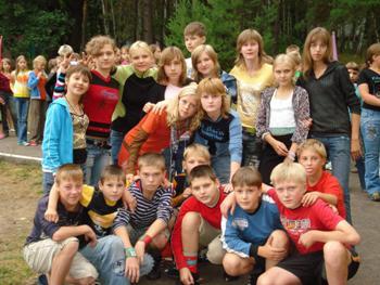В Харьковской области ожидают детей из Раховского района Закарпатья